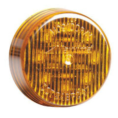 "M09100Y  -  2"" Amber Clearance Marker 9 LED"