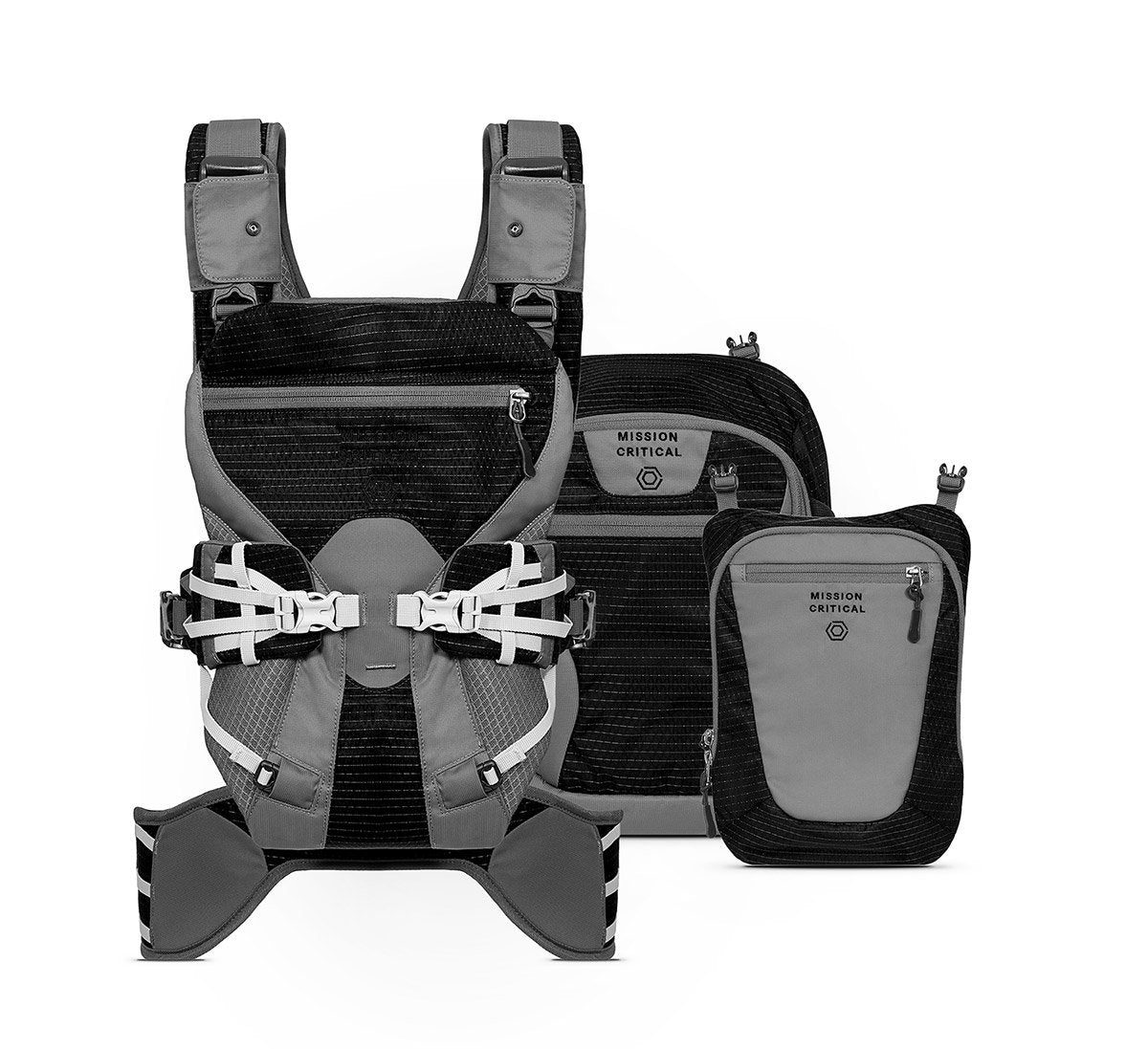 S.02 Adventure Baby Carrier - Echo Kit