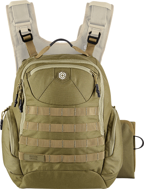 S.01 Action Daypack Features - Mission Critical