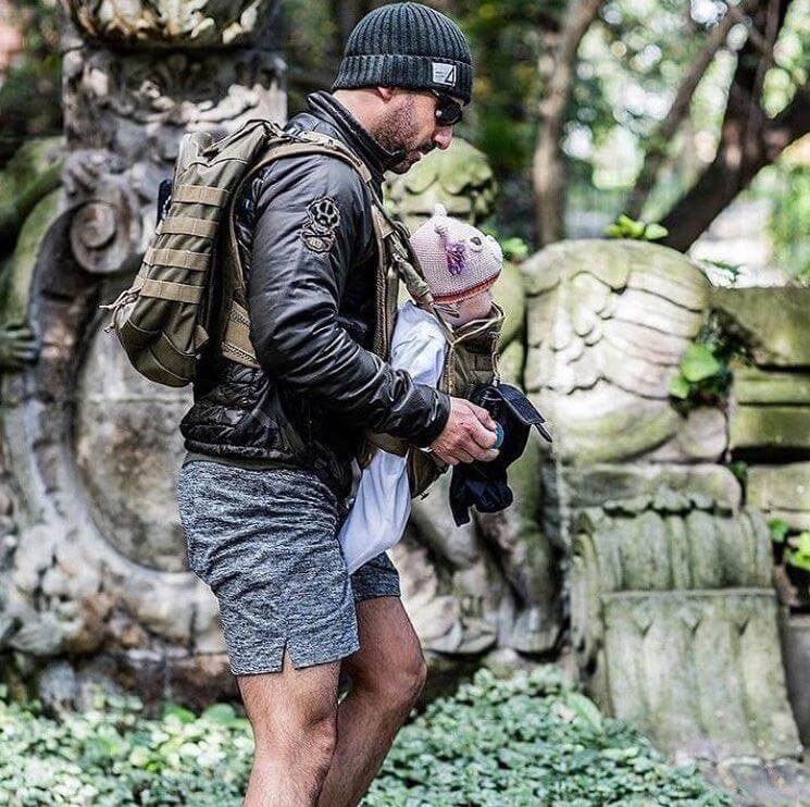 S.01 Daypack Zip - Camo - Mission Critical