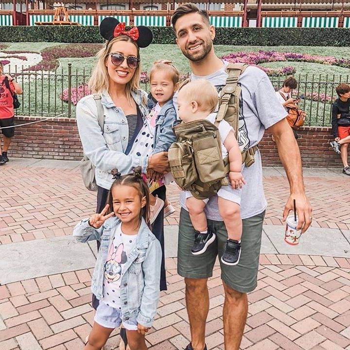 S.01 Backpack- Disney Family - Mission Critical