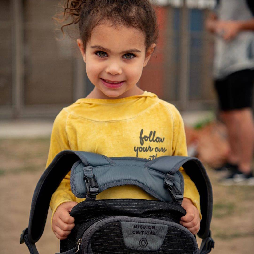 S.02 Daypacks - Girl - Mission Critical