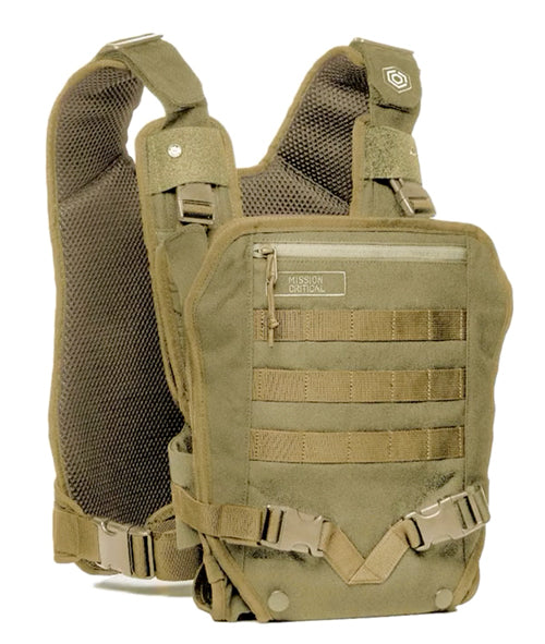 S.01 Baby Carrier Features - Mission Critical
