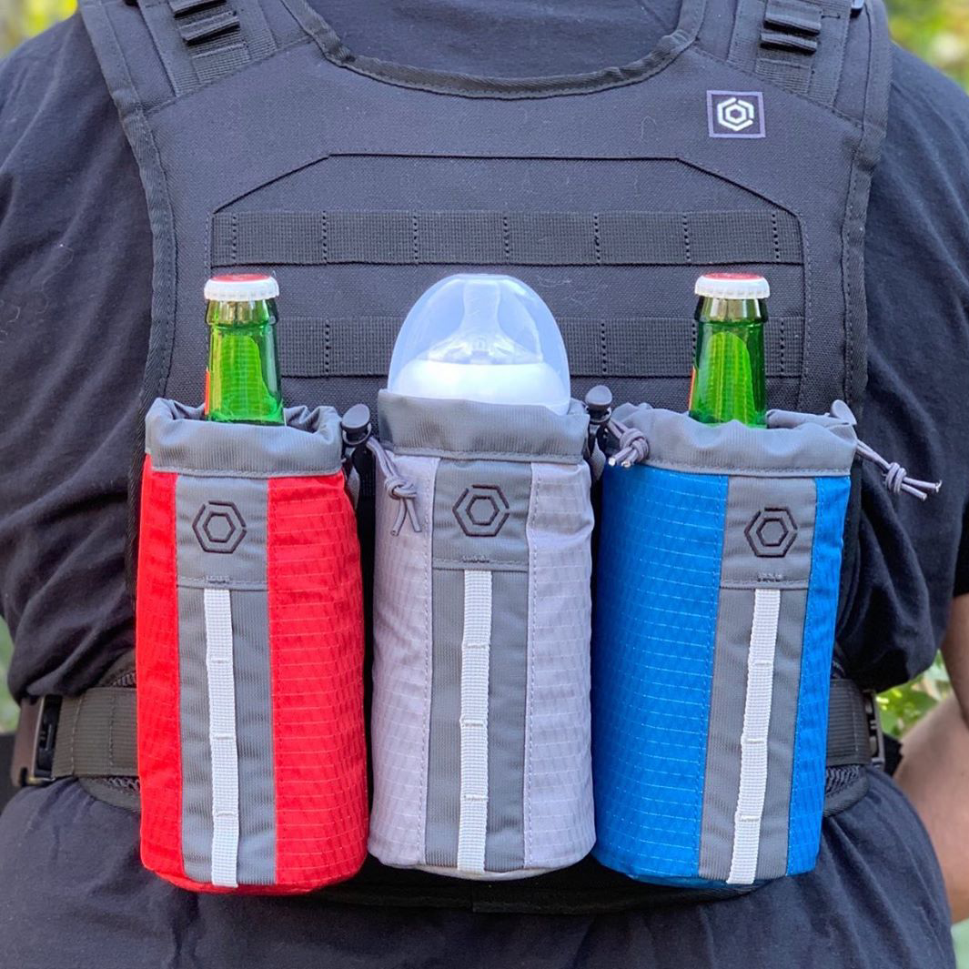 S.01 Accessory Bundle - Bottle Holder - Mission Critical