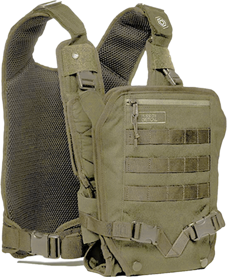 S.01 Baby Carrier Features - Excursion Kit - Mission Critical