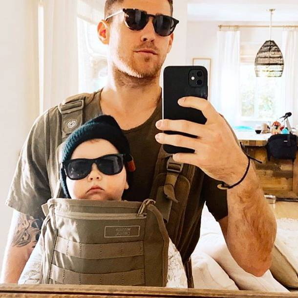 S.01 Baby Carrier - Shades - Mission Critical