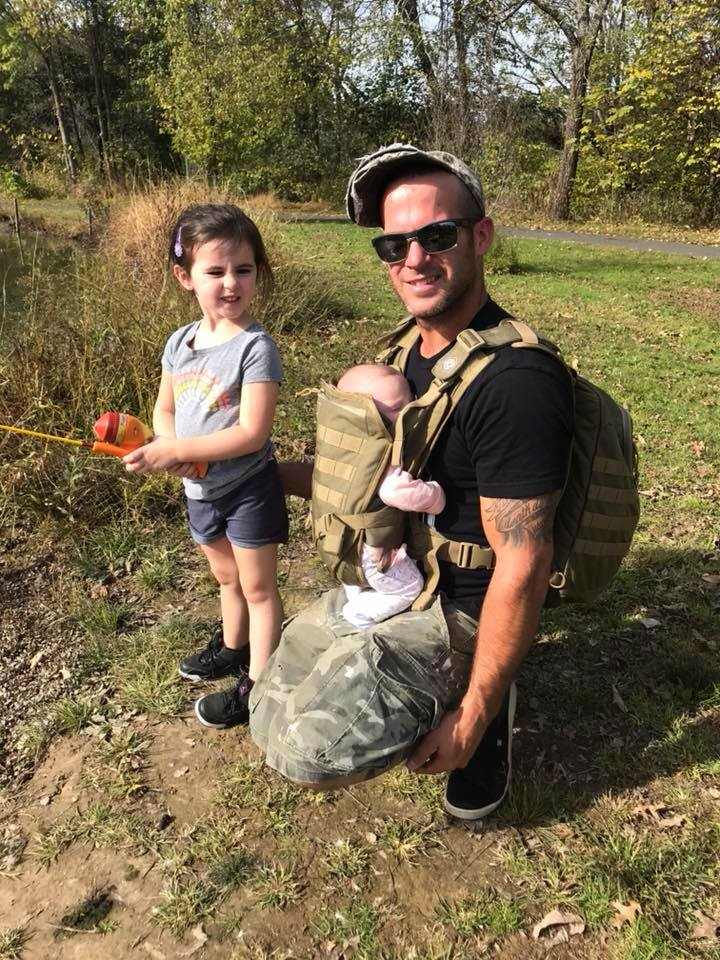 S.01 Baby Carrier - Fishing - Mission Critical