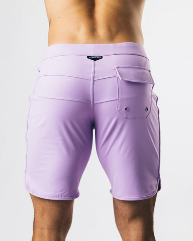 Titan Board Short - Ultra Violet