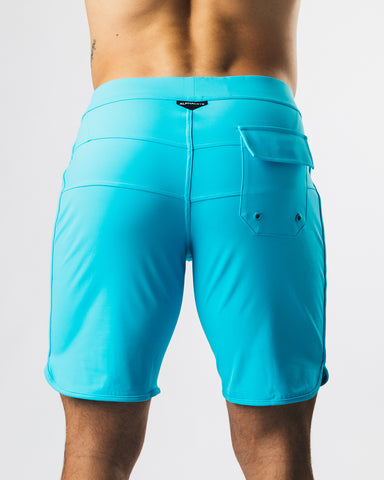 Titan Board Short - Cayman Blue