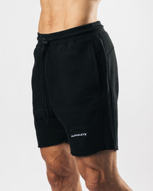 Varsity Shorts - Blackout