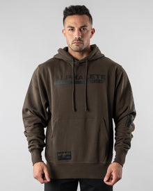 Tactical Hoodie - Dusty Olive