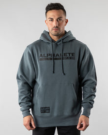 Tactical Hoodie - Smoke Blue