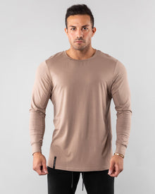Premium Long Sleeve - Tan