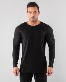Premium Long Sleeve - Black