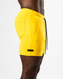 Identity Short - Solar Yellow
