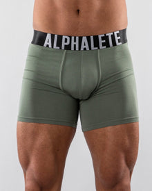 Premium Boxer - Light Olive