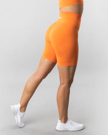 Seamless Biker Shorts - Dreamsicle