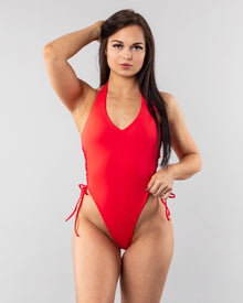 Marina One Piece - Red