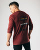 Rhapsody Retro Long Sleeve - Iron Man