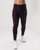 Core Jogger - Black Cherry