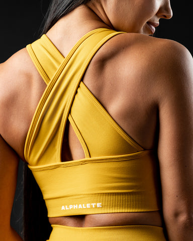 Amplify Bra - Golden Hour