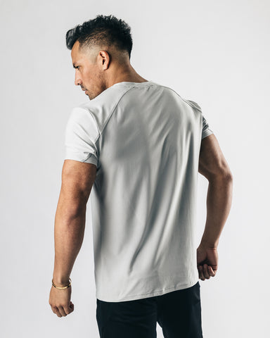 Collective Tee - Cloud Grey