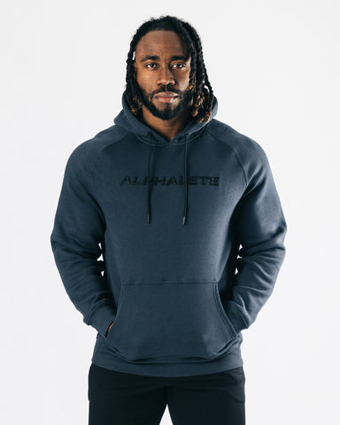 Premier Performance Hoodie - Forged Iron