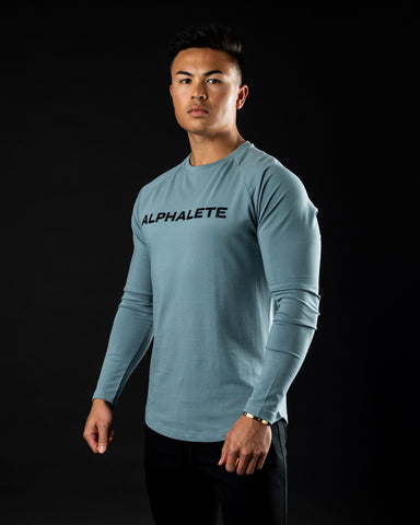 Core Performance Long Sleeve - Trooper