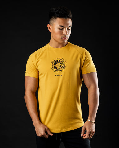 Global Impact Performance Tee - Golden Hour
