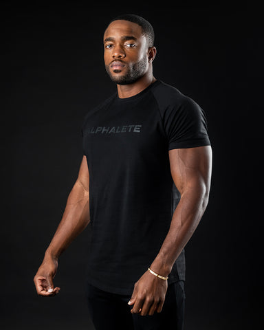 Core Performance Tee - Blackout