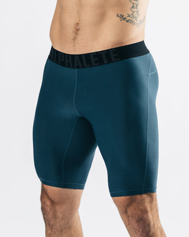 Collective Training Short - Slate Blue