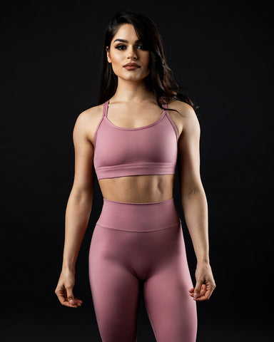 Alphalux Tri Bra - Eternal Rose