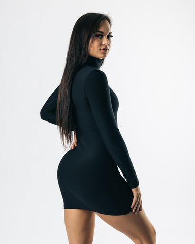 Collective Allure Mini Dress - Black