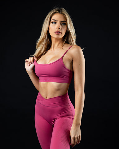 Surface Limitless Bra - Rose Wine