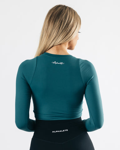 Ultrasoft Apex Long Sleeve - Nova Blue