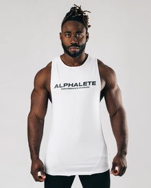 Premier Performance Cutoff - White