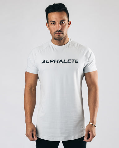 Premier Performance Tee - Silver
