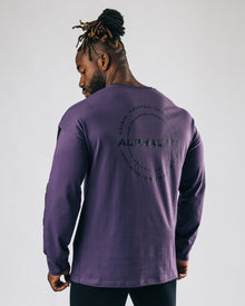 Caliber Long Sleeve - Purple Haze
