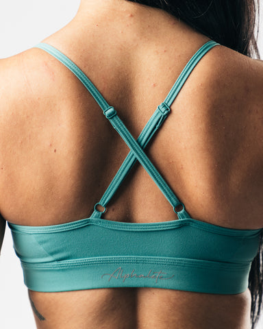 Surface Infinity Bra - Sage