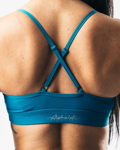 Surface Infinity Bra - Moroccan Blue