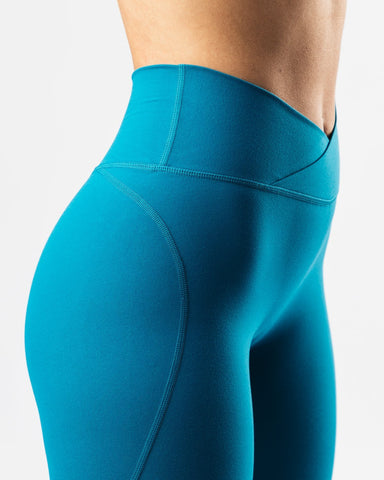 Surface Power Legging - Moroccan Blue
