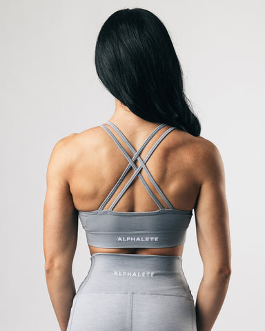 Revival Bra - Shark Grey