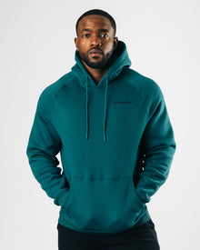 Peak Performance Hoodie - Nova Blue