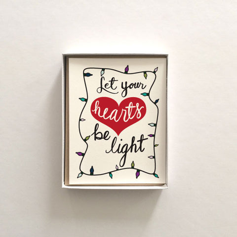 Be Light Christmas Boxed Set