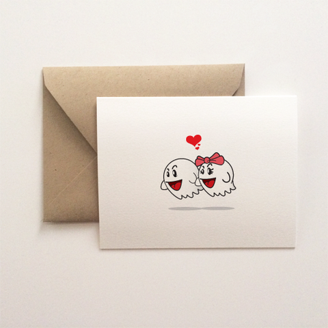 Be My Boo Love Card