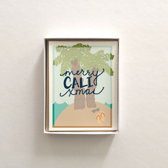 Merry Cali Christmas Boxed Set