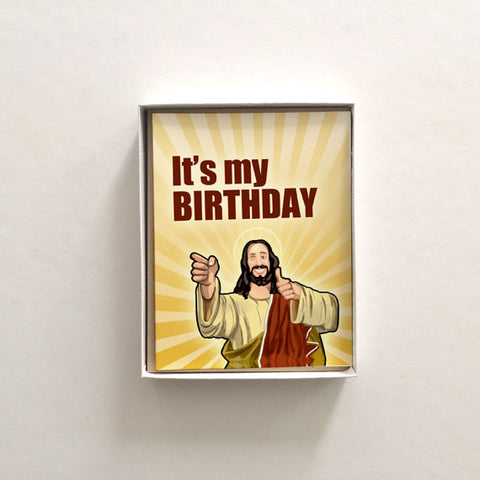 Jesus Birthday Boxed Set Holiday Cards