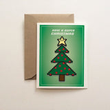 Pixel Tree Boxed Set Holiday Cards