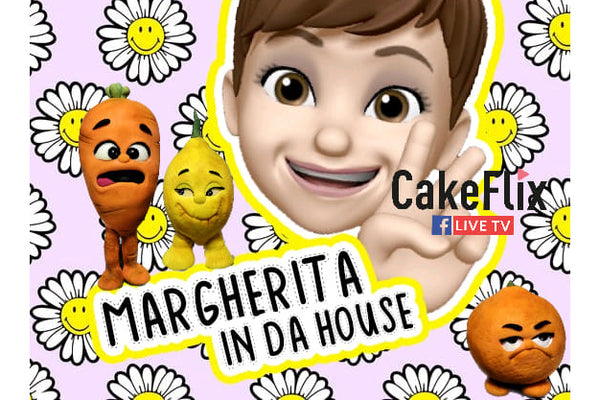 Margherita Ferrara Teaches Character Sculpting on Cakeflix!
