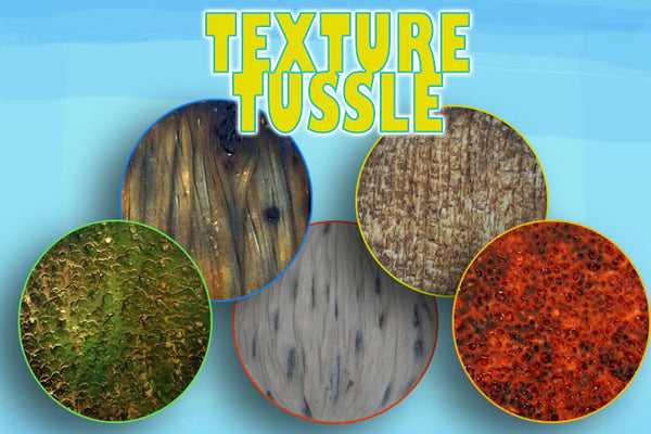 Jarid's Awesome Texture Tussle!